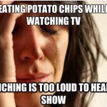 The Struggle is Real VolumeUP NicksChips Detroit HappyMonday MondayHumor
