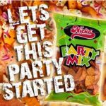 Happy Friday Celebrate the Weekend with our NicksChips Party Mix