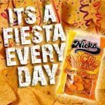 Fiesta Fiesta with NachoCheeze TortillaChips for cincodemayo amp everyday!
